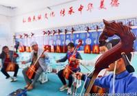 在青海這裡是培養蒙古族藝術人才的搖籃(圖)