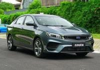 5月國產自主汽車品牌銷量排行榜,吉利蟬聯冠軍,奇瑞排名第七名