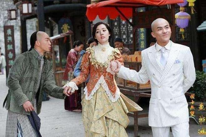 鄭愷離開跑男飾演新《黃飛鴻》即將開播,看見女主我就放心了!
