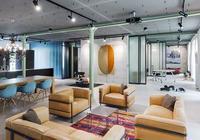 設計賞析:瑞士工業風LOFT閣樓現代公寓設計