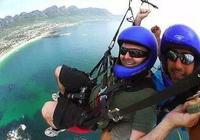 「刺激」玩的就是心跳,西班牙4000米高空跳傘你敢嗎?