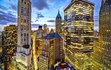 風景圖集:曼哈頓夜景