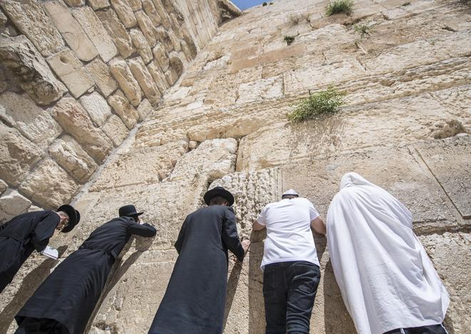 哭哭哭!以色列的哭牆!猶太教徒都在哭什麼