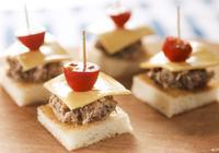 口袋三明治/迷你三明治/捲心菜三明治的做法