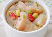 美食做法——黃豆燉豬腳,草根燉豬腳,花生燉豬腳
