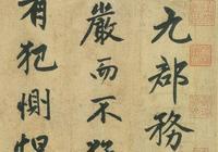 趙孟頫—《止齋記》