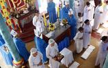 400萬信徒的越南宗教,來源於《道德經》,供奉孫中山和雨果……