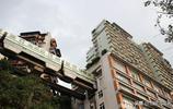 天貓618快遞太多,重慶的司機都拼了!每天體驗坐過山車