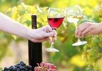 男子去親戚家做客,喝了2杯美味的葡萄酒,看到窗外的人差點吐了