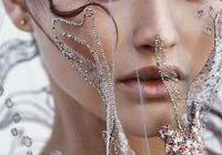 美杜莎女王的面紗及妝容
