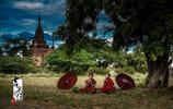 「吉米影像」行走微笑的國度——緬甸