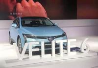 撩新車:別克首款純電動轎車VELITE6,300續航能否挑起新能源大梁?