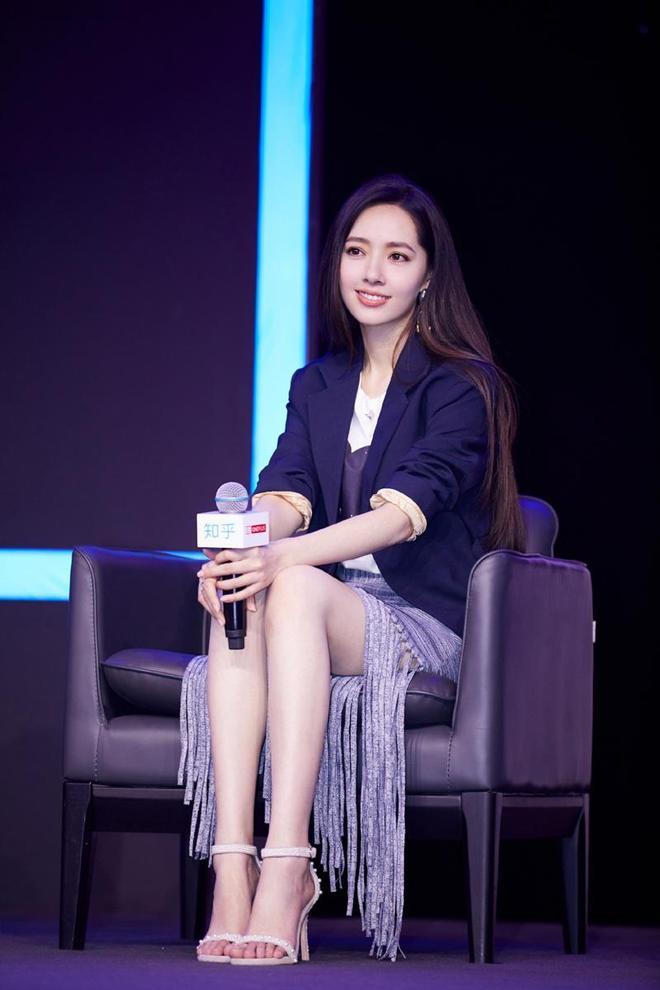 郭碧婷,女神範兒最動人,美麗如仙女!