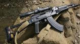 俄羅斯丨AK-104突擊步槍;精確度高,殺傷力大最受各國軍人青睞!