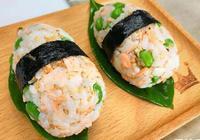 飯糰美食系列:鮭魚芝麻飯糰做法詳解