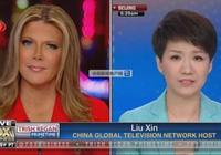中美主播約辯,劉欣開場白不斷被插話,談及貿易、知識產權等話題