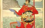 19世紀日本浮世繪精品展老照片