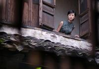 旗袍:小巷旗袍