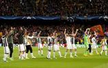 足球——歐冠:尤文圖斯晉級四強