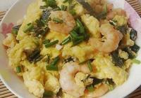 美食做法推薦:海帶蝦仁炒滑蛋、酸辣藕丁、梨球燴雞翅