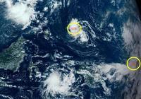 蝴蝶之後,時隔2個多月,颱風胚胎活躍期來了?GFS模擬有聖帕跡象