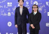北京電影節開幕紅毯,陳都靈紅裙太吸晴,豔壓群芳!