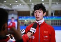 武大靖:平昌冬奧目標明確 要把500米銀牌變金牌