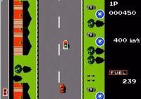 經典紅白機遊戲《公路賽車》,當年你是怎麼玩出花的?
