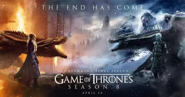 耗資1億美元打造,每一集都堪比大片,這才是今年的劇王!