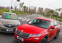 昂科威的壓力來了,柯迪亞克GT全新上市,傳統SUV車型受到挑戰