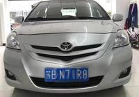 質量可靠油耗低,9年車齡的豐田威馳只要4萬能買嗎?
