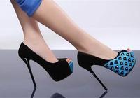 你喜歡什麼類型的高跟鞋?