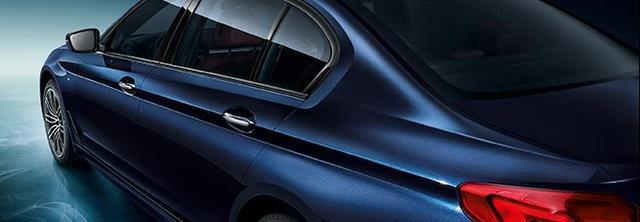 上海車展 全新BMW 5系