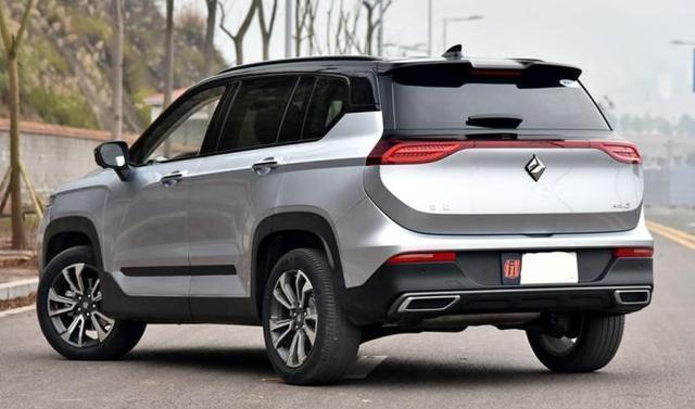 新車上市,這款國產SUV樣子也太好看了,關鍵頂配價格才13W出頭