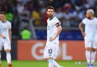阿根廷隊的萊昂內爾·梅西再次在重大比賽中蒙羞