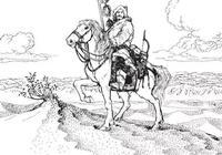 絲綢之路上的張騫