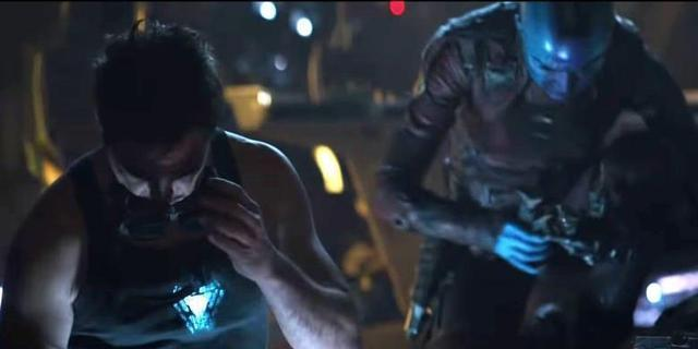 《復仇者聯盟4:終局之戰》預告片4個小細節!你漏了哪一個?