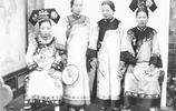 一組老照片解讀大清滅亡後,貴族婦女們的不同生活