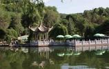 風景圖集:紅山公園,古典特色