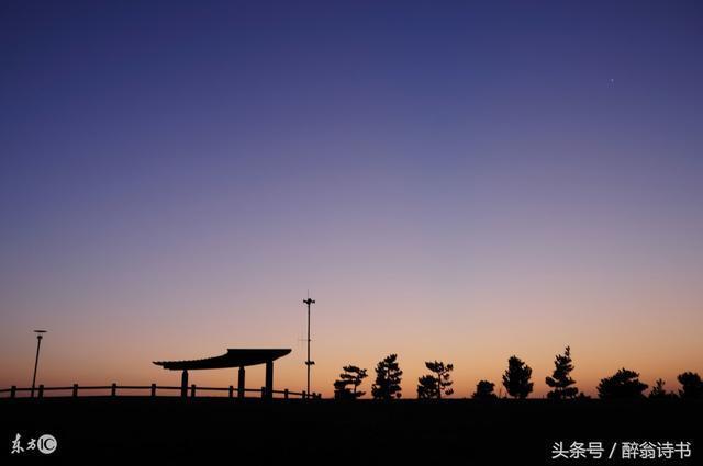《七絕 · 晨間即景隨吟》文/博平峰