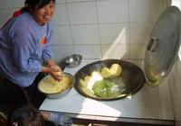 散文:玉米麵大餅子