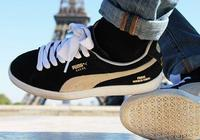 """復古與時尚的碰撞,這雙PUMA的經典""""板鞋""""你一定穿過"""