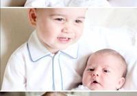 喬治小王子、夏洛特小公主和路易王子最可愛的時刻!