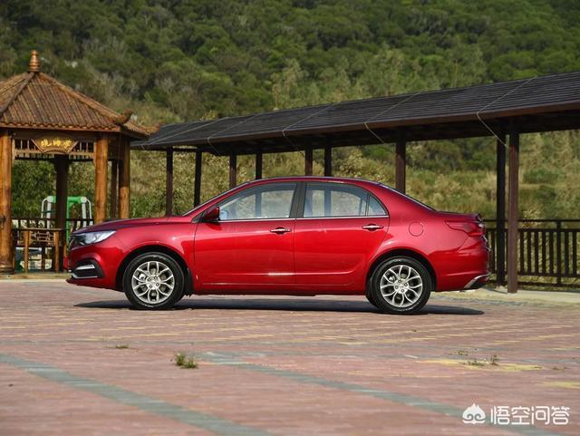 最近我在看車,想在奇瑞艾瑞澤5和吉利遠景之間選擇一個,還不知道該怎麼選?