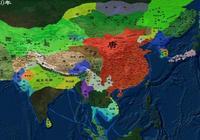 唐朝的擴張——唐朝與西突厥汗國的戰爭!