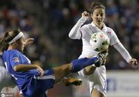 女子世界盃:美國女足 VS 智利女足