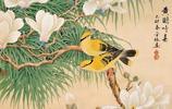 魯金林畫家《工筆花鳥 獨特的筆墨風格》