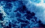 蔚藍的海水,蔚藍的大浪
