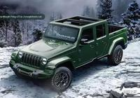 最能越野的Jeep車型:下一代吉普牧馬人