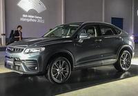 長安再亮殺招!全新轎跑SUV推1.5T版本,比吉利星越大,預售12萬
